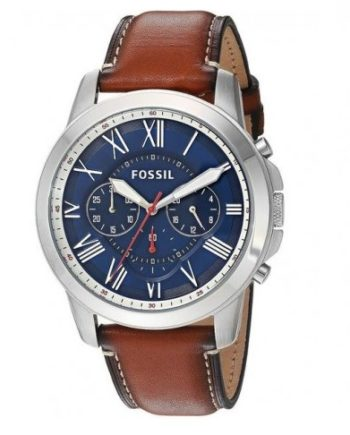 Fossil Grant Chronograph Men's Watch FS5210