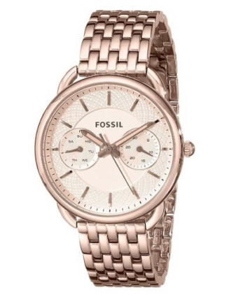 Fossil Tailor Multifunction Stainless Steel Watch ES3713