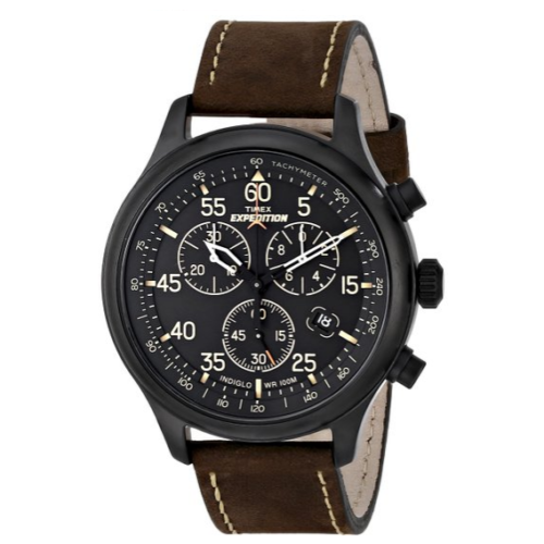 Timex Men's Chronograph Watch Expedition Rugged Field T499059J