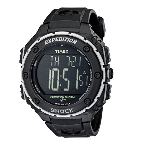 Timex Unisex Shock Watch XL Expedition T49950