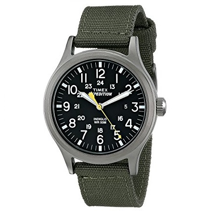 Timex Expedition Unisex Watch Scout 40 (Jungle Green)