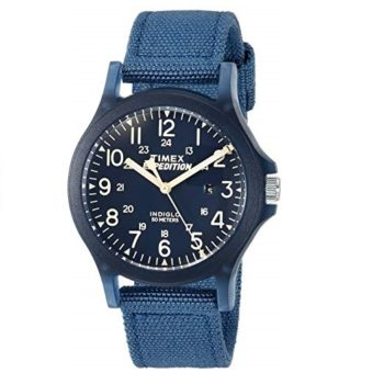 Timex Unisex Acadia Watch Expedition Nylon Strap TW4B09600