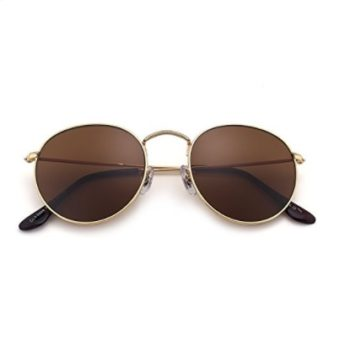 Retro Round Vintage Sunglasses