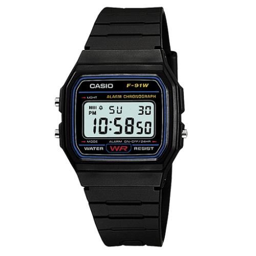 Casio F91W Vintage Digital Sports Watch