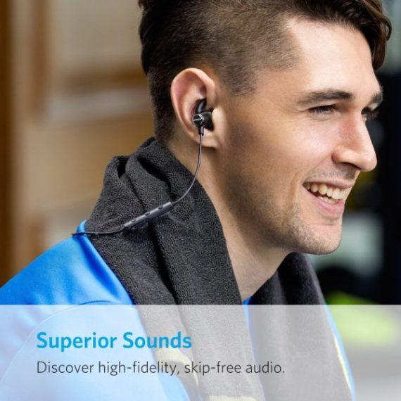 Anker SoundBuds Slim Wireless Earphones 4