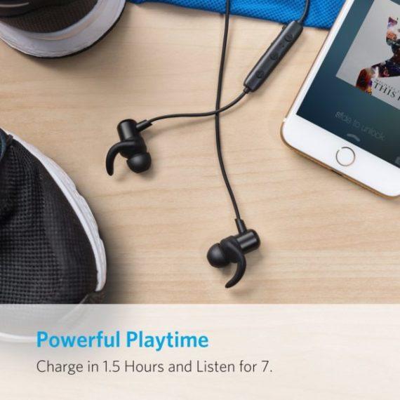Anker SoundBuds Slim Wireless Earphones 2