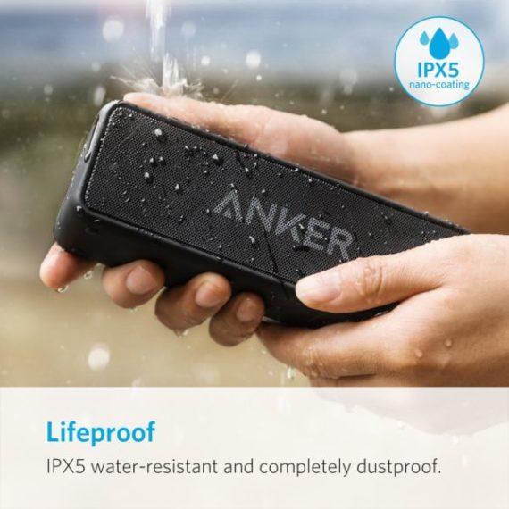 Anker SoundCore 2 Portable Bluetooth Speaker 3
