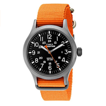 Timex Expedition Scout 40 Watch (Orange)