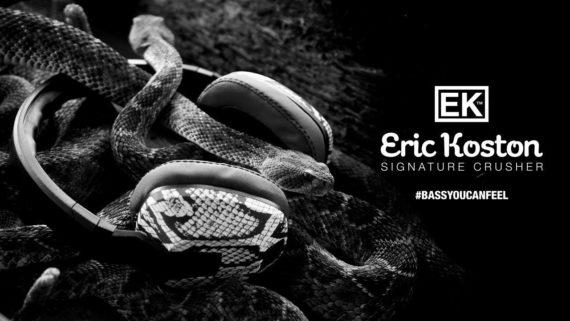 Skullcandy Crusher Headphones - Koston Snake 3