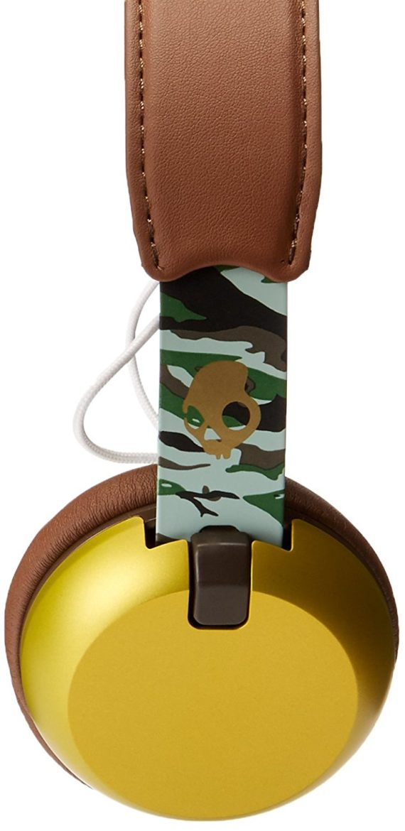 SKULLCANDY SCOUT BROWN 1