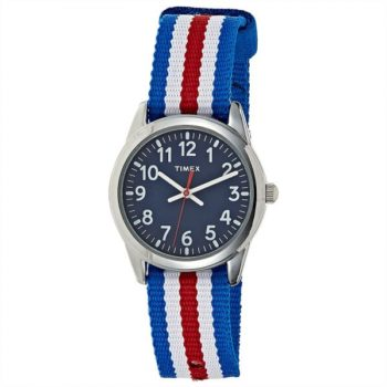 Timex Girl's Machines Watch Time Metal TW7C10200
