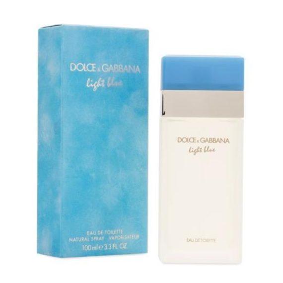 Light blue By DOLCE & GABBANA 100ml EDT