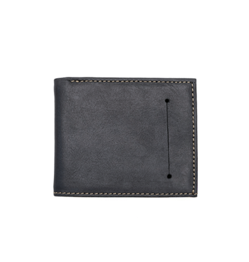 Brown Leather Wallet By suave. Genuine leather.
