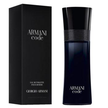 Armani Code By Giorgio Armani For Men 75ml EDT