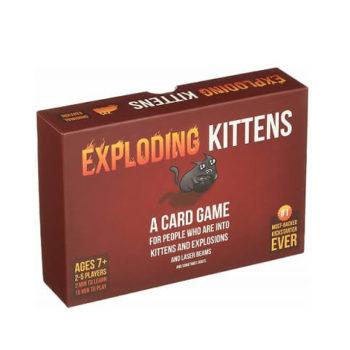 Exploding Kittens Family