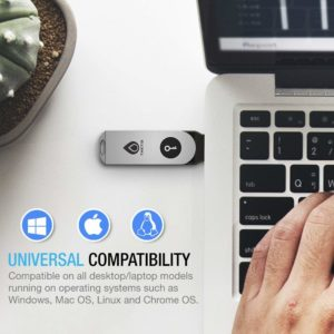 Universal Two Factor Authentication USB By FIDO U2F 2
