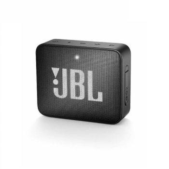 JBL Portable Bluetooth Waterproof Speaker GO 2 - Black