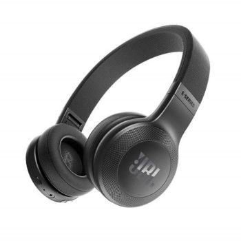 JBL Wireless Headphones E45BT On-Ear - Black