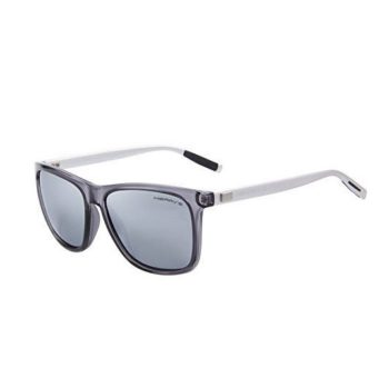 MERRY'S Gray Polarized Sunglasses
