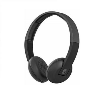 SkullCandy Uproar Wireless Headphones Onear Black