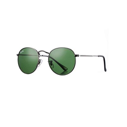 Pro Acme Retro Round Metal sunglasses