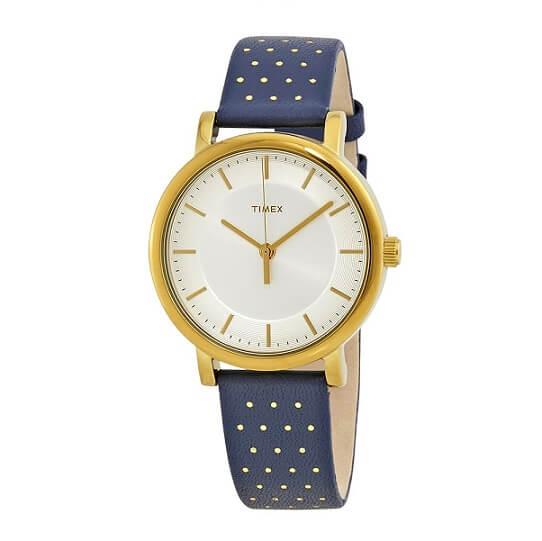 Timex Original Ladies Watch Silver Dial TW2R27600
