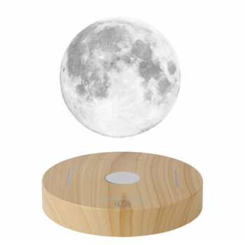 AOXIN Moon Lamp, 3D Printing Magnetic Levitation Moon Light 1 (1)