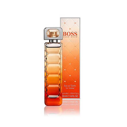 Hugo Boss Orange Sunset For Women 75ml EDP (1)