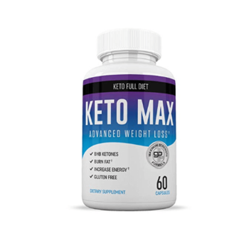 Keto Max Diet Pills 1