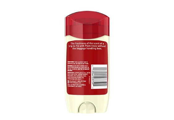 Old spice fiji deodorant 1