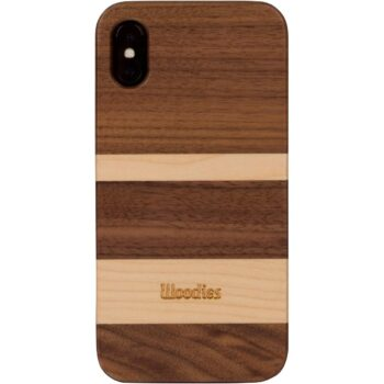 Woodies Wood iPhone X Case 1