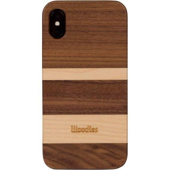 Woodies Wood iPhone X Case 1