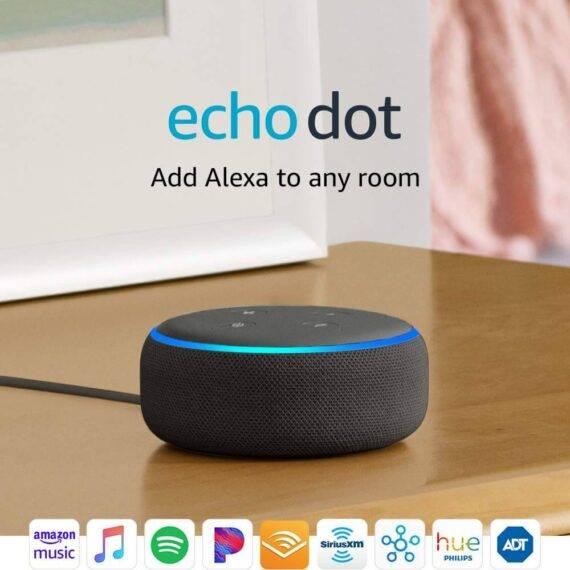 Echo Dot 3rd Gen 1