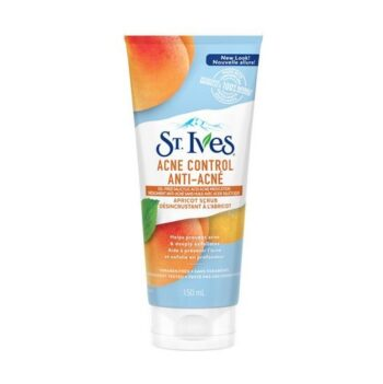 St. Ives Acne Control Apricot Face Scrub
