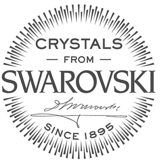 Anne Klein Women's Bangle Watch and Swarovski Crystal Accented Bracelet Set 2