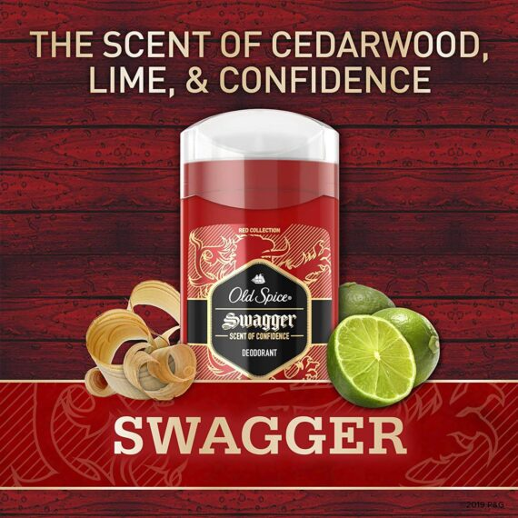 Old spice swagger 4