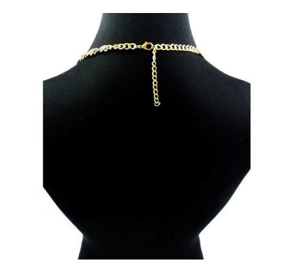 Bikini Crossover Necklace Jewelry for Women 3 (1)