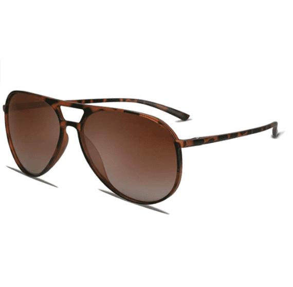 Classic Polarized Aviator Sunglasses Ultra Lightweight By SOJOS 3