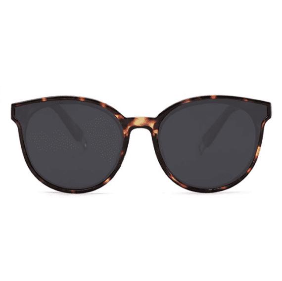 Women Oversized Round Sunglasses By SOJOS 1