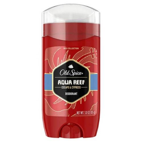 Old Spice Aqua Reef Scent Deodorant for Men