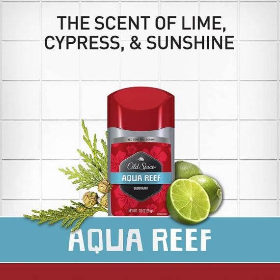 Old Spice Aqua Reef Scent 3