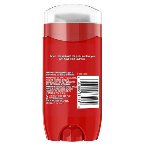 Old Spice Captain Scent 2