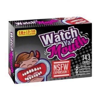 Watch Ya' Mouth NSFW