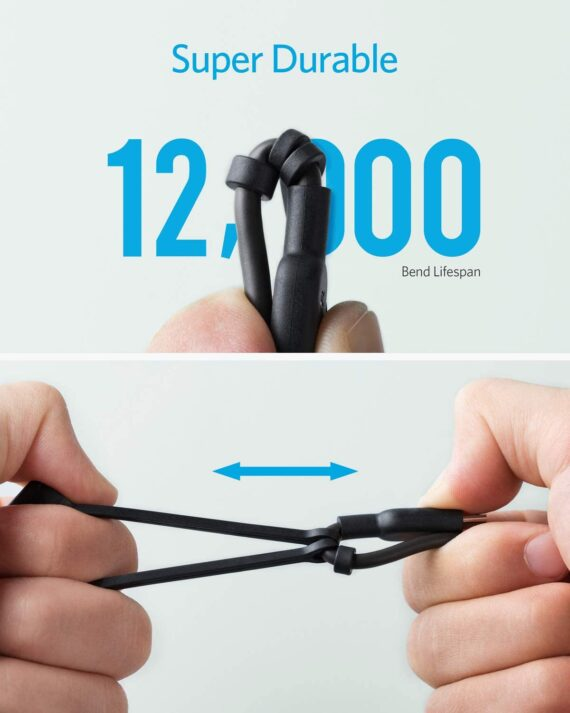 Anker Powerline II 3-in-1 Cable 1