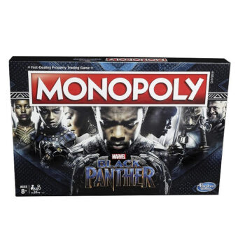 Monopoly Black Panther Edition