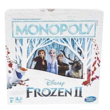 Monopoly Disney Frozen 2 1