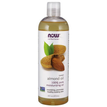 NOW Solutions 100% Sweet Almond Oil 16-Ounce 3