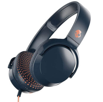 Skullcandy Riff On-Ear Headphones, Blue Speckle Sunset 3