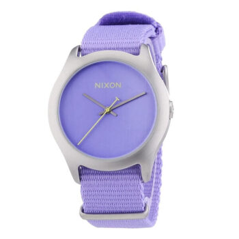 NIXON Women's Tessuto Watch