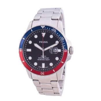 Fossil FB-01 Men's Casual Quartz Watch FS5657 1